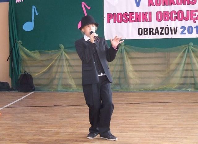 """Natalia jest uzdolniona nie tylko językowo, ale też artystycznie. 27 lutego w V Międzygminnym Konkursie Piosenki Obcojęzycznej w Obrazowie zaśpiewała utwór """"Hit the Road Jack"""" i zajęła w nim trzecie miejsce."""