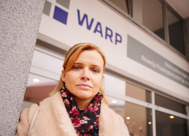 Agata Świtalska-Krych, była wiceprezes WARP, uważa, że została zwolniona, bo zwracała uwagę na nieprawidłowości podczas słynnego już konkursu na granty z WARP.