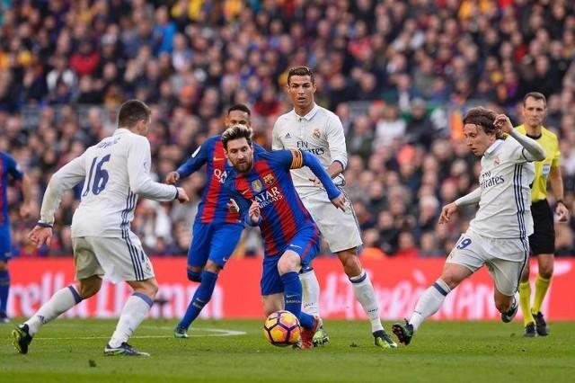 EL CLASICO: REAL - BARCELONA ONLINE 23.12.2017 OGLĄDAJ MECZ ZA DARMO W INTERNECIE