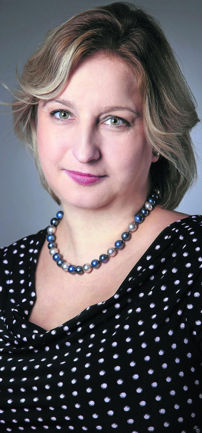 Profesor Karolina Sieroń: Pracuję w fantastycznym zespole....