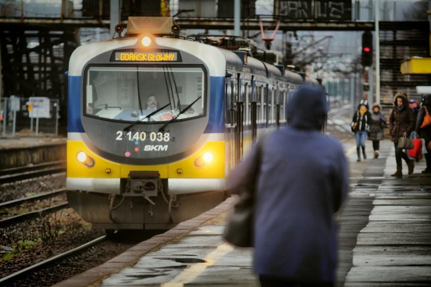 Rozpoczyna się długo wyczekiwany remont stacji SKM Gdynia...