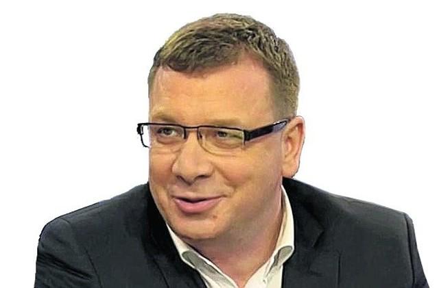 Michał Wójcik, poseł PiS