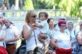 Miejska potańcówka w Ogrodach Branickich. Białostoczanie znów tańczyli w parku (zdjęcia)