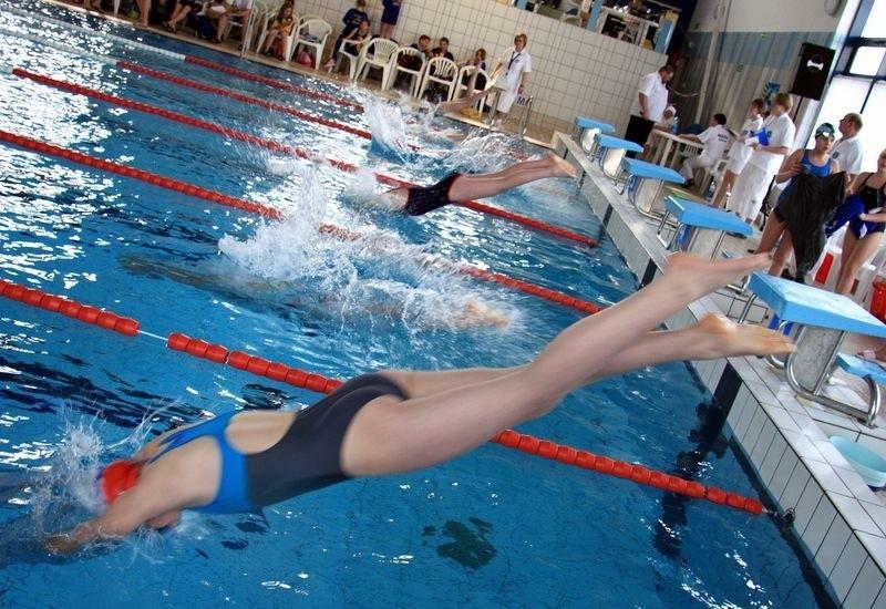 Pływalnia Rafa jest wylęgarnią talentów.