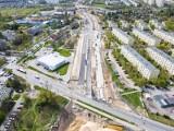 Odliczamy do startu Nowej Naramowickiej. Budowa tramwaju na Naramowice wchodzi w nowy etap wraz z przebudową Łużyckiej