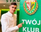 TRANSFERY. Olivier Wypart przedłużył kontrakt ze Śląskiem Wrocław
