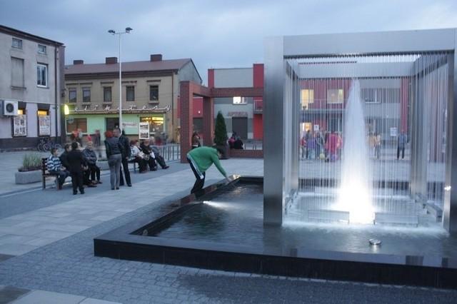 Nowe centrum Łaz