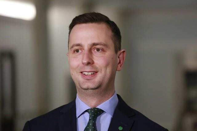Szef PSL Władysław Kosiniak-Kamysz zachęca Piotra Liroya-Marca, aby na niego głosował