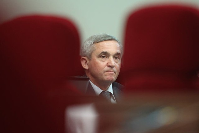 Jan Burek został odwołany.
