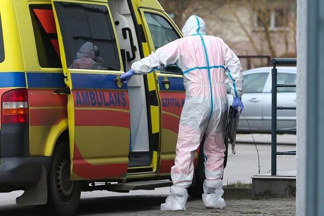 W naszym województwie potwierdzono siedem nowych przypadków zakażenia wirusem SARS-CoV-2.