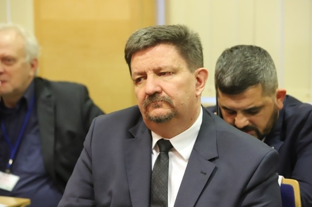 Grzegorz Schreiber na marszałka województwa został wybrany 22 listopada.