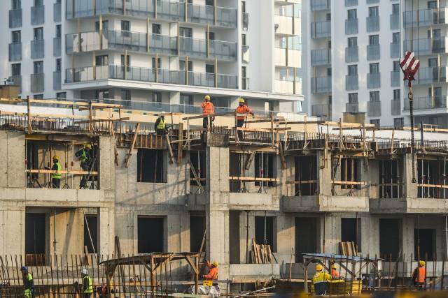 Najwyższe procentowe wzrosty średnich cen 1 mkw. mieszkań odnotowano na terenie dwóch pomorskich metropolii.