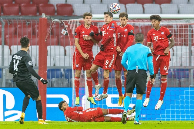 Liga bez mistrzów, czyli Bayern z Atletico bez Lewandowskiego, Neuera i Goretzki