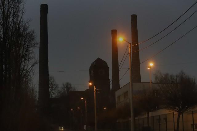 EC Szombierki w ciemnościach. Doszło do awarii prądu; Zobacz kolejne zdjęcia. Przesuwaj zdjęcia w prawo - naciśnij strzałkę lub przycisk NASTĘPNE >>>