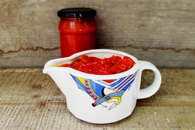 Rewelacyjny przecier z pomidorów na zimę. Zobaczcie przepis.
