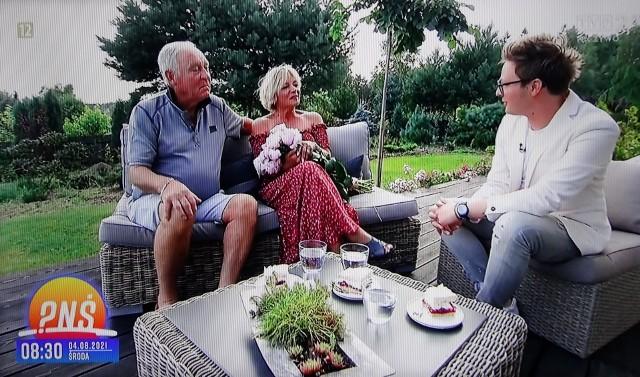 Iwona i Gerard z Sanatorium miłości w Pytaniu na śniadanie opowiadali o swoich palach i ślubie.