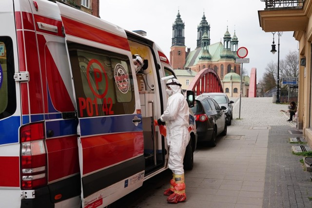 Kolejna osoba jest zakażona koronawirusem w Wielkopolsce. To już 16. pacjent.