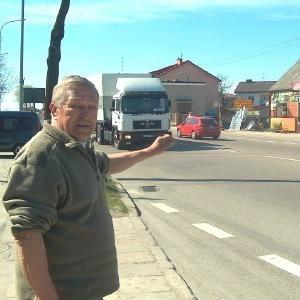 - Jeśli dojdzie do blokady, wszyscy mieszkańcy wezmą w niej udział, ja też - deklaruje Tadeusz Borawski, mieszkaniec ul. Wojska Polskiego