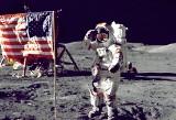 Obejrzyj co się działo krok po kroku podczas misji Apollo 11! 50 lat od pierwszego lądowania na księżycu 16.07