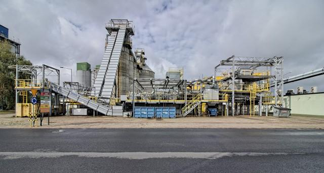 Instalacja na biomasę w elektrociepłowni EC4