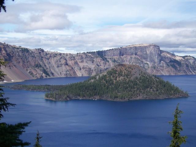 Tak wygląda Crater Lake