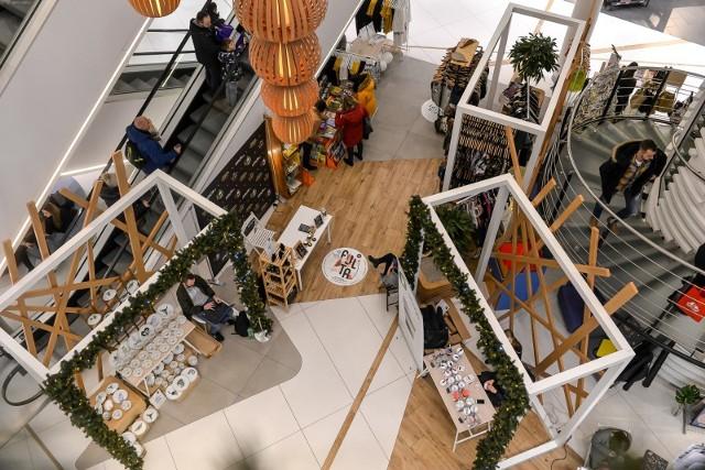 Gdańskie Targi Różności FULTA  w galerii handlowej Madison, 14-15 grudnia 2019.