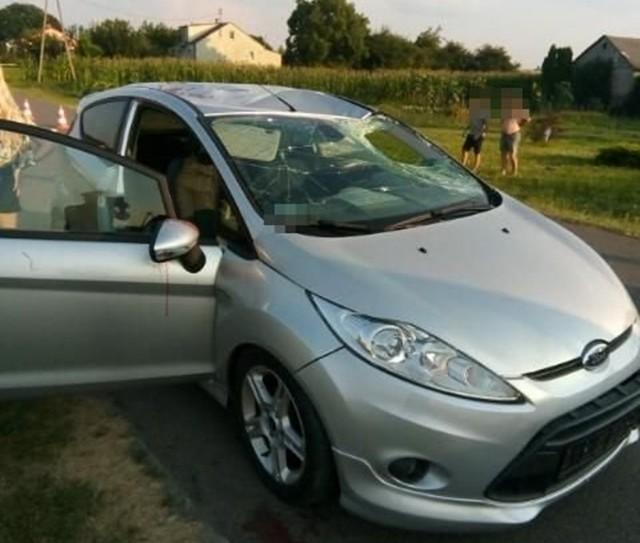 Trwa ustalanie okoliczności śmiertelnego wypadku do którego doszło w piątek (7 sierpnia) w miejscowości Bonów