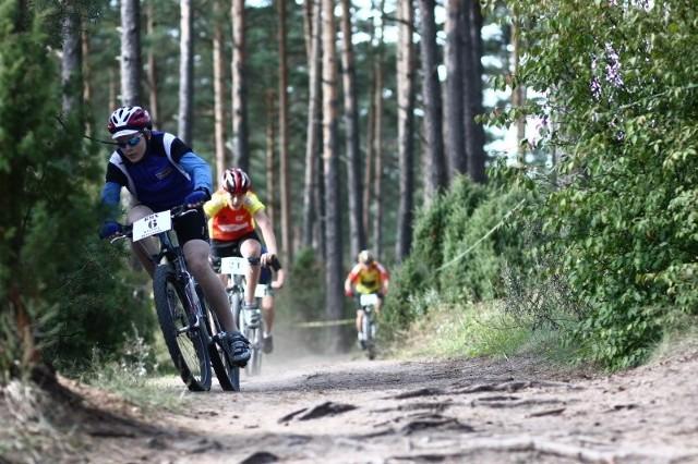 W ofercie GOKSiT-u w Korycinie są także rajdy rowerowe