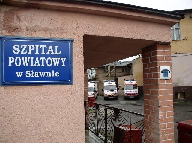 Sytuacja Szpitala Powiatowego w Sławnie jest trudna. Wyjściem mają być zwolnienia pracowników