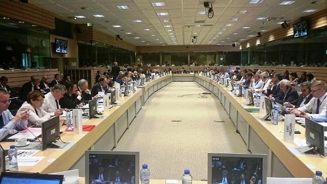 Wczorajsze (17.5) posiedzenie Rady Ministrów ds. Rolnictwa i Rybołówstwa