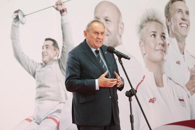 Andrzej Kraśnicki: Jestem ostatnią osobą, która będzie wywierała medalową presję na olimpijczykach