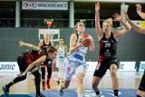 Dwie porażki koszykarek Basket 25 i Energi. Duża niespodzianka w Bydgoszczy