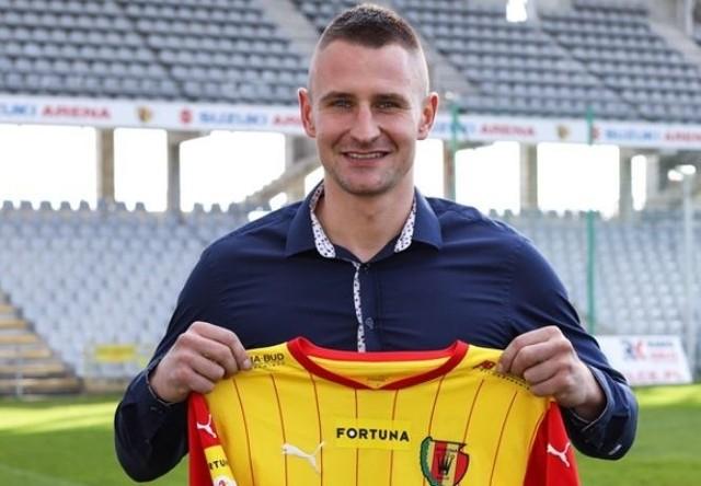 Michał Koj podpisał kontrakt z Koroną Kielce.