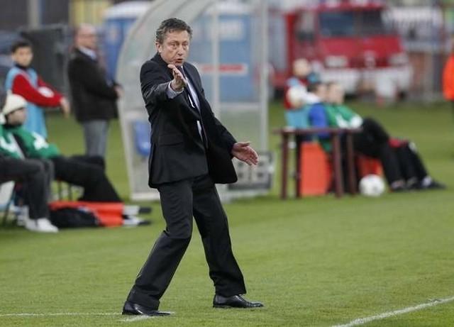 Ryszard Tarasiewicz wróci na stadion Pogoni Szczecin.