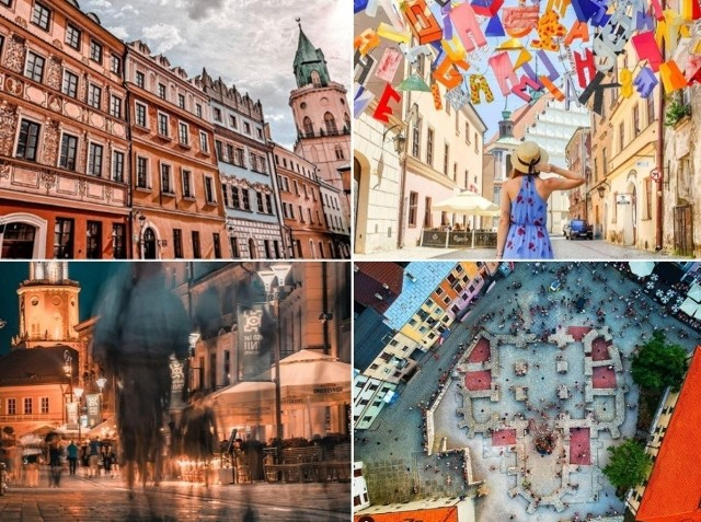Lublin na Instagramie