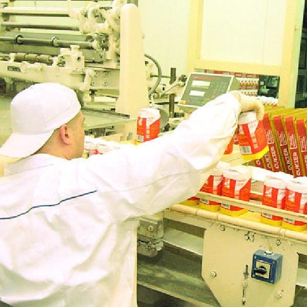 Aby pracować na linii produkcyjnej, wystarczy mieć wykształcenie podstawowe