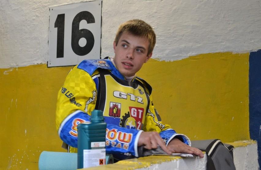 Łukasz Cyran zaliczył udany sezon w GTŻ, może znajdzie się sposób na jego dalsze starty w Grudziądzu