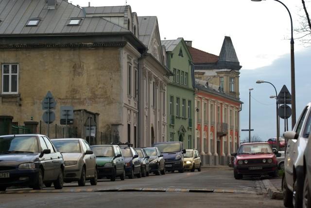 Pogórze rok 2008, ulica Józefińska
