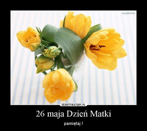 życzenia Na Dzień Matki 2018 śmieszne I Poważne Wierszyki Obrazki