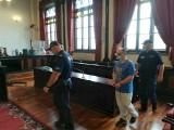 Zabił dozorcę kamienicy przy al. Mickiewicza w Bydgoszczy. Recydywista skazany na 25 lat więzienia