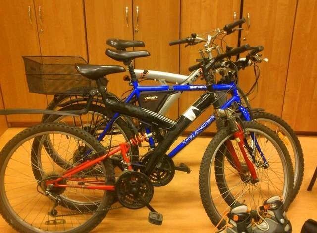 Co trzeci skradziony rower odnajduje się - takie są statystyki policji