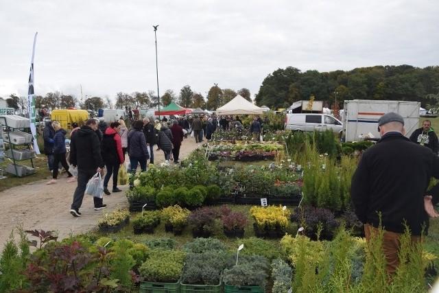 """Jesienne targi ogrodnicze """"Jesień w sadzie i ogrodzie"""" od lat cieszą się ogromnym zainteresowaniem. Podczas weekendu odwiedzający imprezę będą mogli skorzystać z ofert ponad 200 wystawców."""