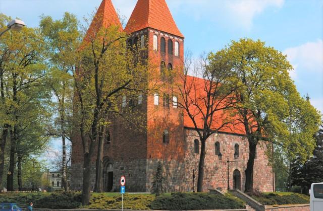 26 tys. zł na zakup i montaż instalacji antywłamaniowej otrzyma inowrocławska Bazylika Mniejsza