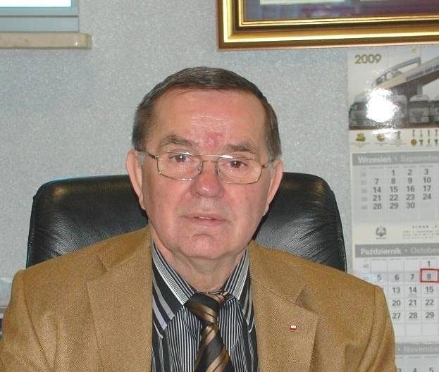 Marian Glita, prezes zarządu: - Trudno o bardziej solidnego i markowego przewoźnika niż my, jeśli chodzi o przewozy europejskie.