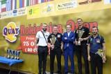 Bilard: Quay Rokietnica Open, czyli zlot bilardowych gwiazd. Największy turniej w Polsce wygrał Rosjanin Rusłan Czinachow