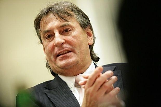 Janusz Petrykowski, nowy prezes włoszczowskiej ZPUE.