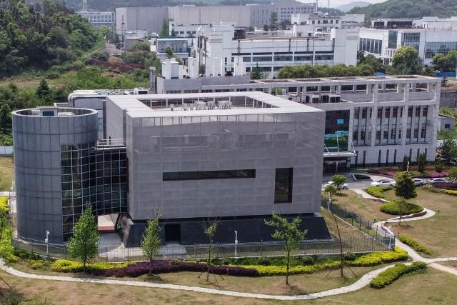 Laboratorium w Wuhan
