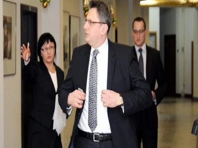 Tomasz Lenz uważa, że PO w powiecie aleksandrowskim nie radzi sobie sama z sobą