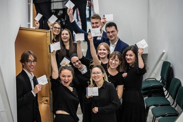 Inauguracja roku akademickiego na Uniwersytecie Muzycznym w Białymstoku.