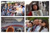 Rynek Kościuszki. Warszawska Orkiestra Sentymentalna - Pamiętamy 44. Mój śpiewnik powstańczy